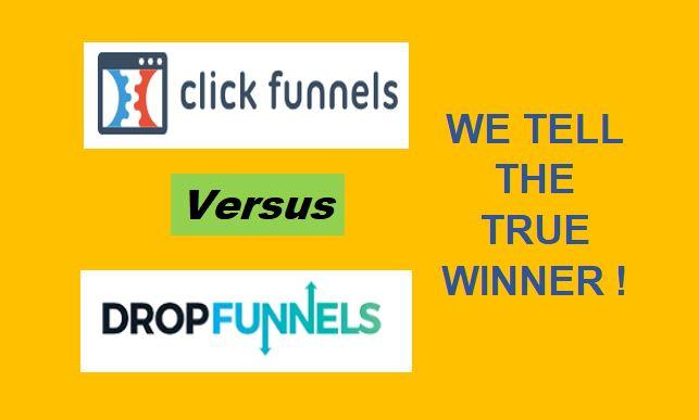 Dropfunnels Vs ClickFunnels