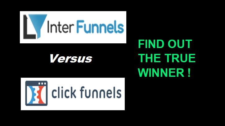 ClickFunnels Vs InterFunnels