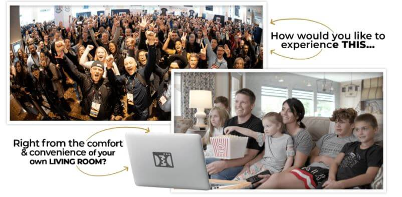The Two Comma Club Live Conference Review